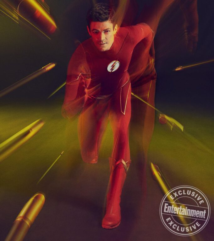 The Flash from the Arrowverse