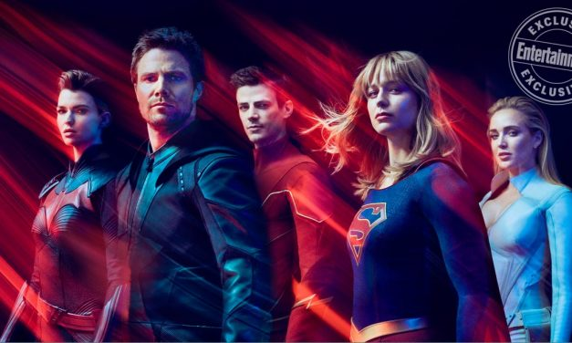 ARROWVERSE Update and Photos Released Ahead of SDCC