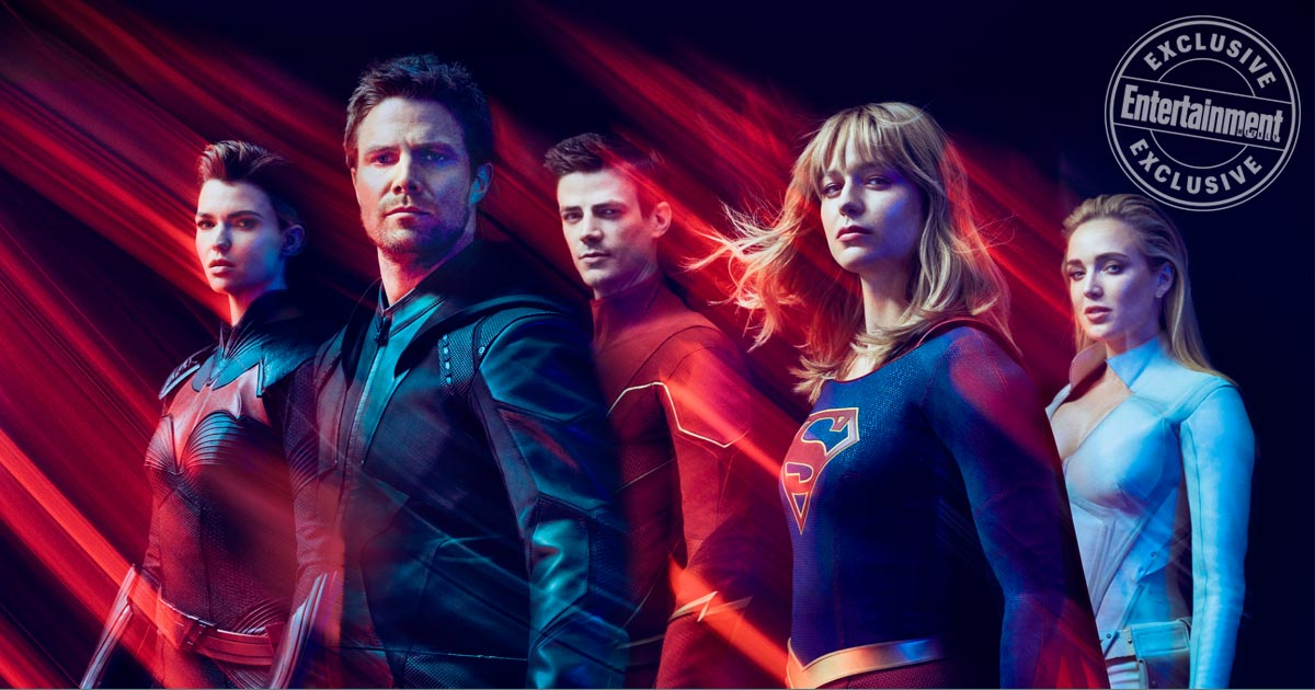 Arrowverse crossover Crisis on Infinite Earths