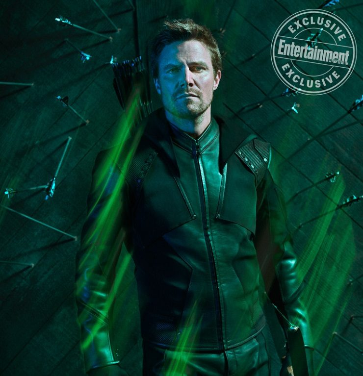 The Green Arrow of the Arrowverse