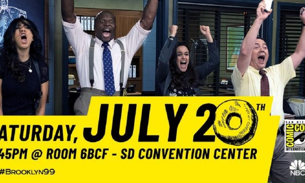 SDCC 2019: BROOKLYN NINE-NINE Panel Is Cool Cool Cool Cool