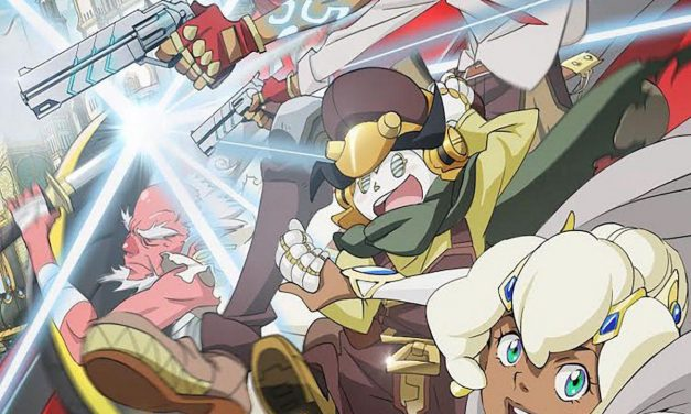 Netflix CANNON BUSTERS Adaptation Has a Release Date