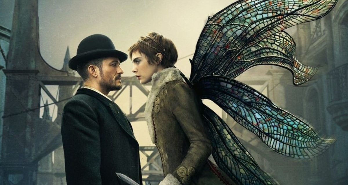 SDCC 2019: CARNIVAL ROW Offers a Victorian Love Affair Plus Some Interactive Fun