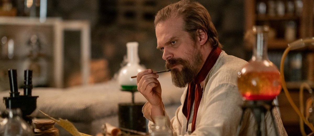 David Harbour Digs Too Deep in the FRANKENSTEIN'S MONSTER'S MONSTER, FRANKENSTEIN Trailer