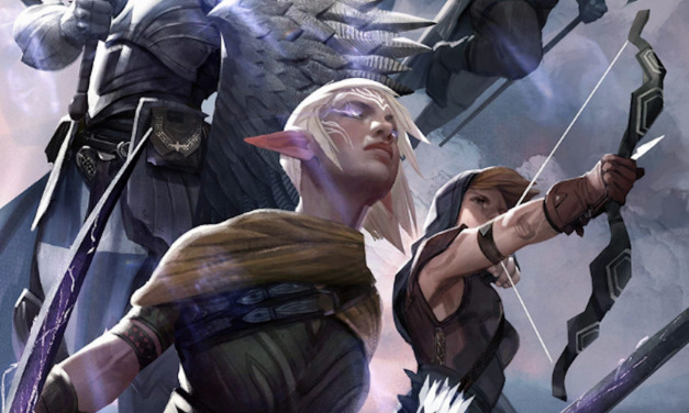 Upcoming Short Story Anthology Hints at Setting for DRAGON AGE 4