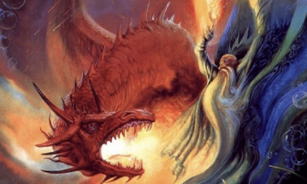 DUNGEONS & DRAGONS Series Coming Soon With Writer Derek Kolstad