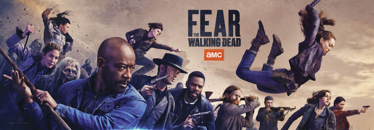 SDCC 2019: FEAR THE WALKING DEAD Hall H Panel Highlights