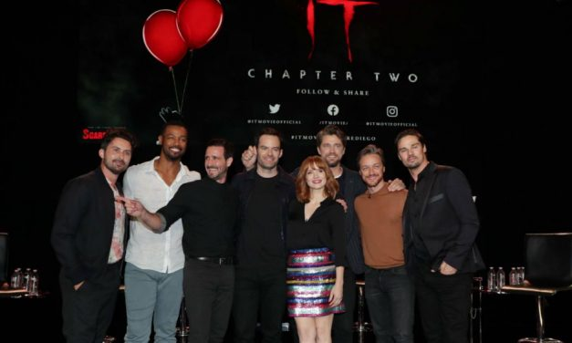 SDCC 2019 – IT: CHAPTER 2 Kicks Off Comic Con