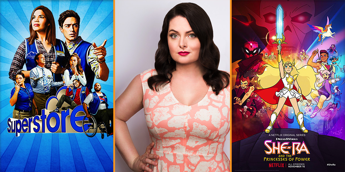 SDCC 2019: A Conversation With Television's Lauren Ash Before She Crushes Comic-Con
