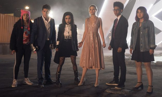 Hulu Announces Premiere Date for MARVEL'S RUNAWAYS at TCA 2019