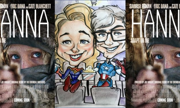 Marvel Us Podcast Ep 68 – HANNA (2011)
