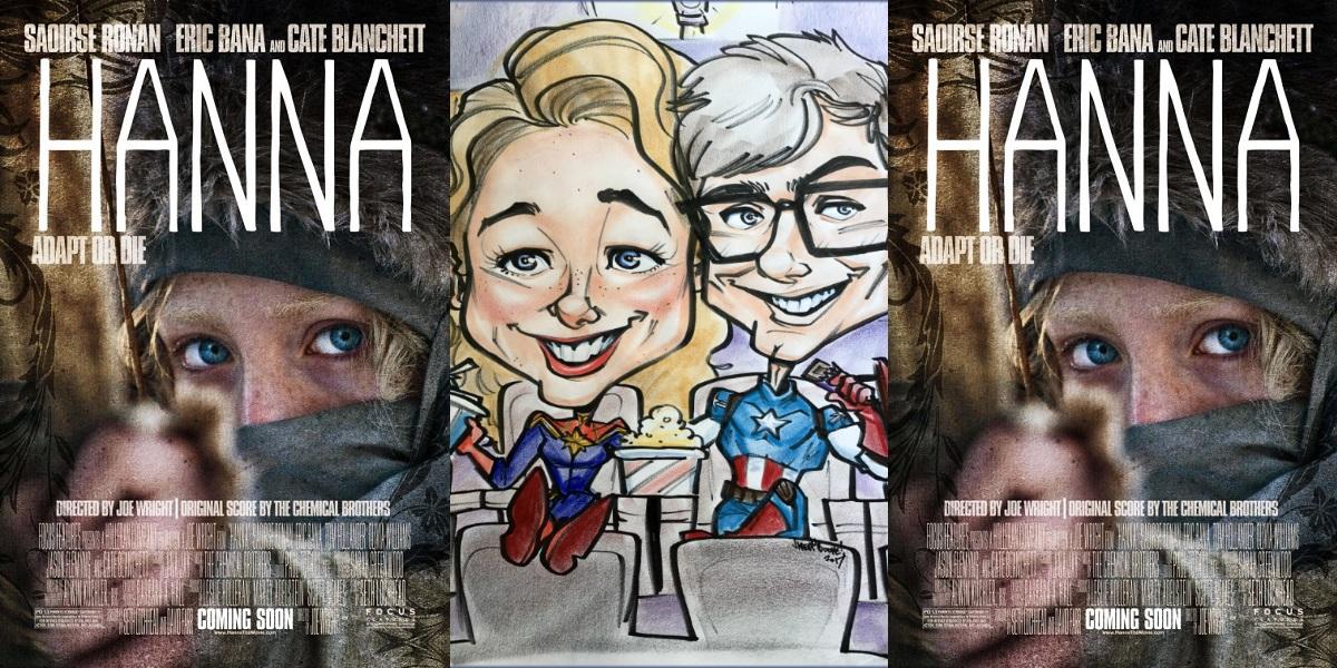 Marvel Us Podcast Ep 68 – HANNA (2011)