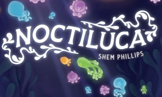 GGA Game Review: Dive Deep into the Cerulean Pools in NOCTILUCA