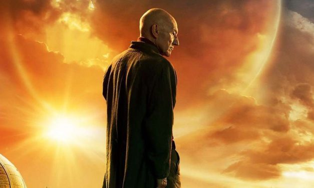 The New STAR TREK: PICARD Promo Gives Us Nemesis Feels
