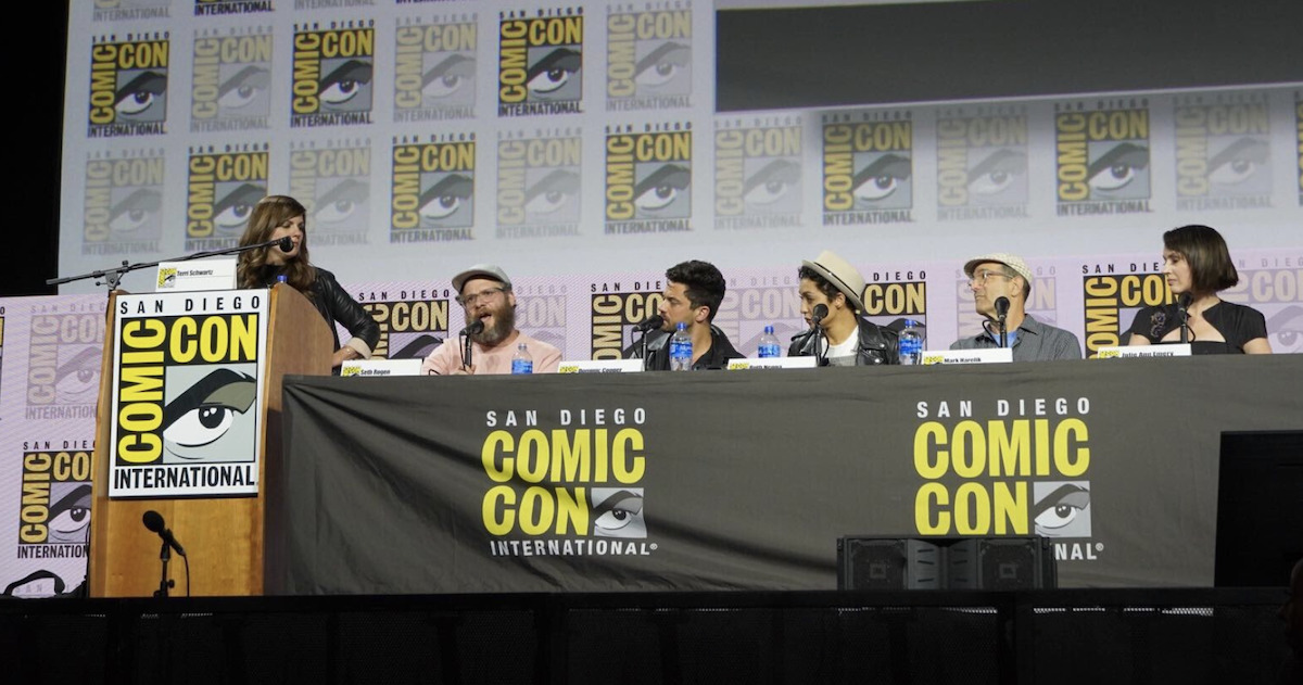 SDCC 2019: PREACHER Panel Ushers in the Beginning of the End