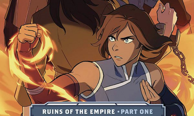 Comic Review:  RUINS OF THE EMPIRE – Avatar Korra Faces Social Paradigms and a New Villain