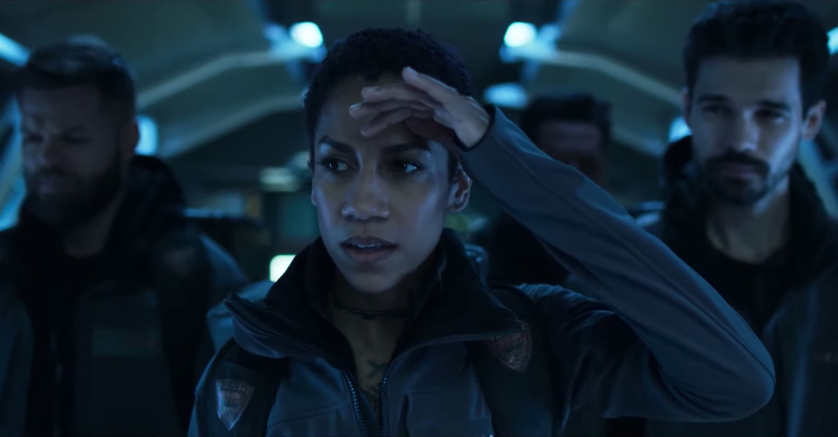 SDCC 2019: THE EXPANSE Has an Otherworldly New Teaser and S4 Premiere Date