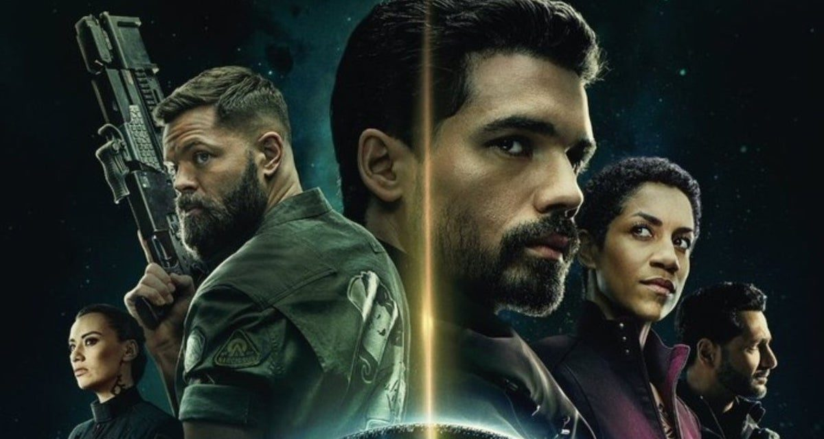 THE EXPANSE Season 5 Poster Is Out of This World