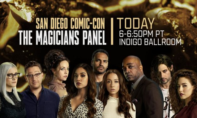 SDCC 2019: THE MAGICIANS Panel Takes Us to Fillory and Further
