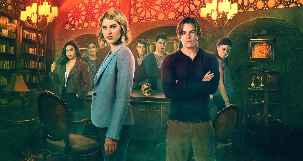 SDCC 2019: THE ORDER Cast Is Gearing Up for A Hilarious Season 2