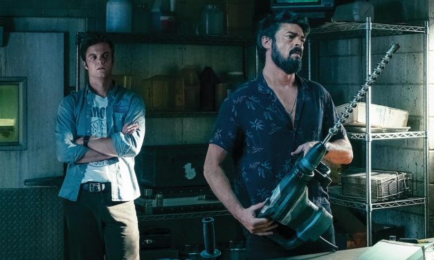 SDCC 2019: Dark Superhero Comedy THE BOYS Renewed for Season 2 Ahead of Series Premiere