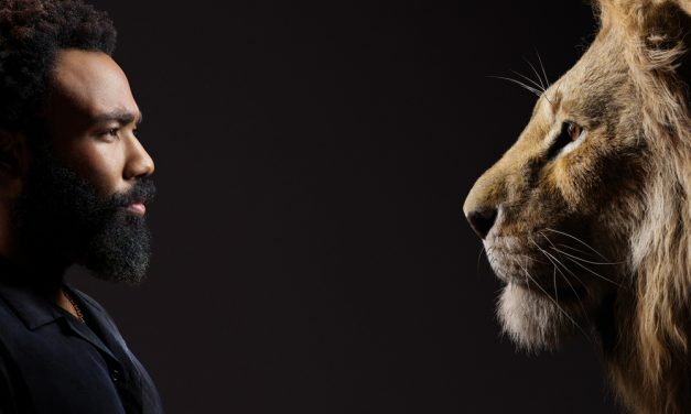 THE LION KING Character Posters Feature Stars Face to Face with Characters