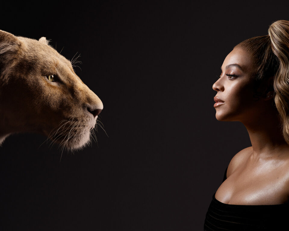 Beyonce Knowles-Carter in The Lion King