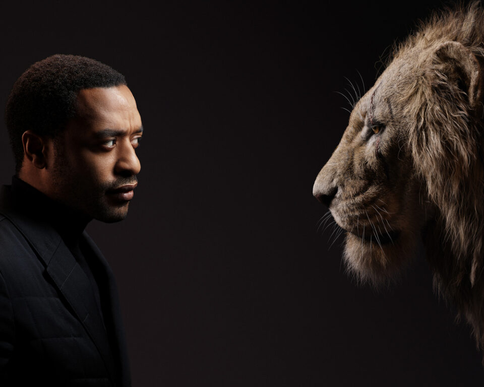 Chiwetel Ejiofor in The Lion King