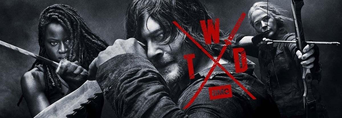 The Walking Dead season 10 key art