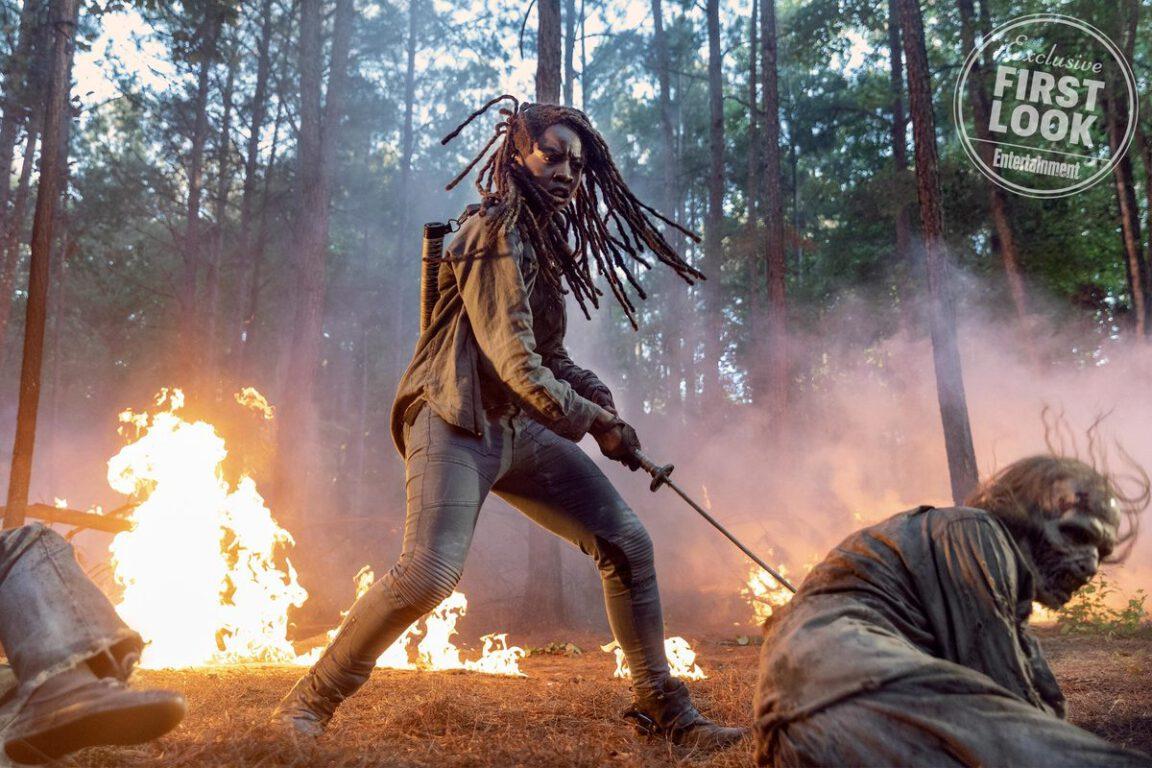 The Walking Dead season 10 First Look