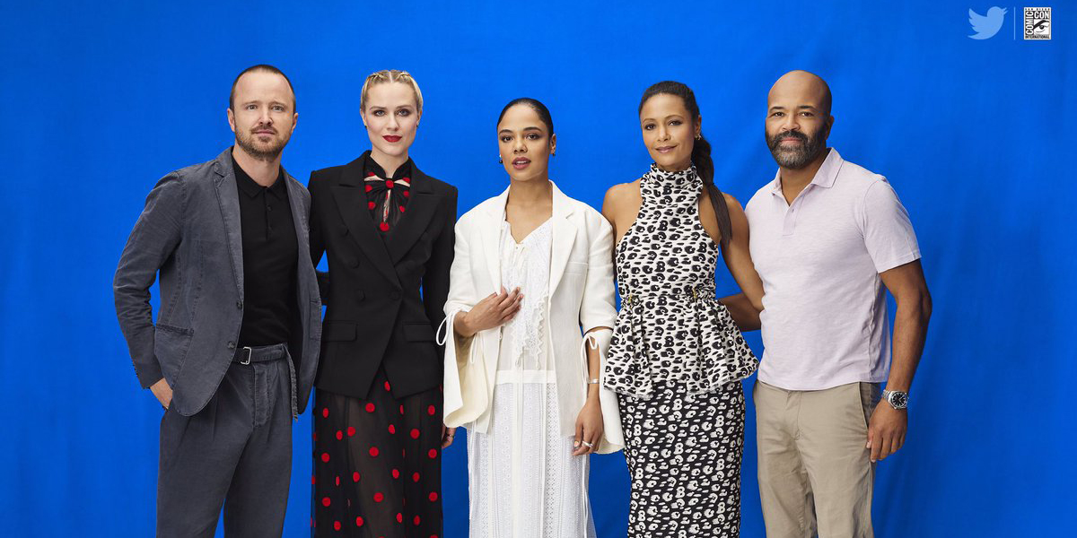 SDCC 2019: WESTWORLD III Panel With First Look at Season 3 Trailer!