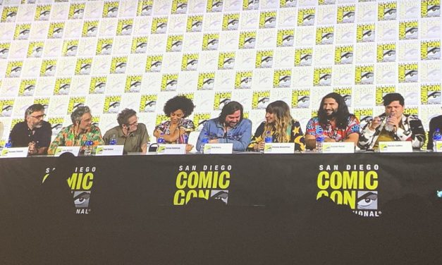 SDCC 2019: WHAT WE DO IN THE SHADOWS Screening and Q&A – BAT!
