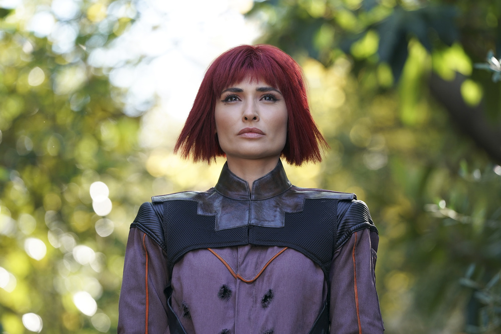 IZEL GETS READY TO BUILD AN ARMY ON MARVEL'S AGENTS OF S.H.I.E.L.D.