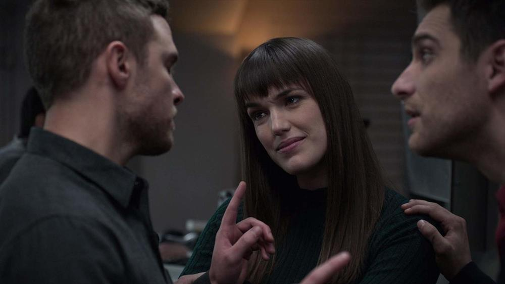 THE FITZSIMMONS FAMILY SQUABBLE ON MARVEL'S AGENTS OF S.H.I.E.L.D.