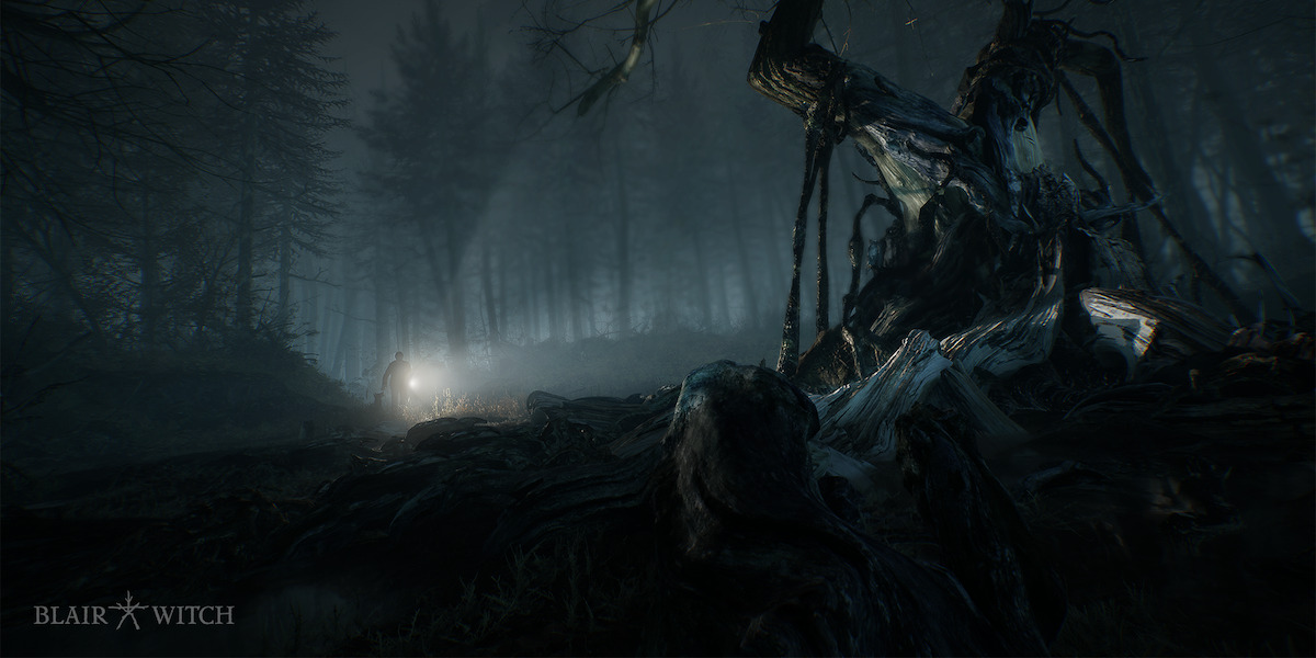 Gamescom 2019: Things Are Not All What They Seem in BLAIR WITCH