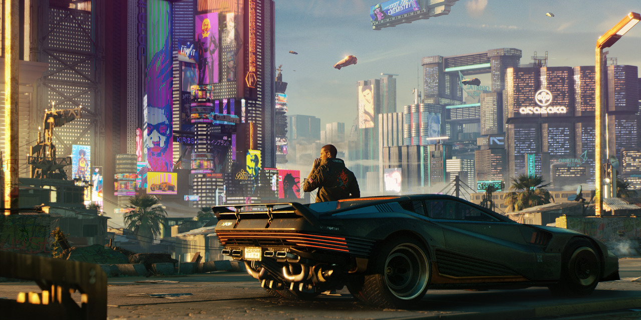 Gamescom 2019: CYBERPUNK 2077 Stadia Announcement, Screenshots, and More!