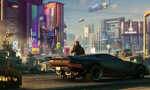 Gamescom 2019: CYBERPUNK 2077 Stadia Announcement, Screenshots, and More!