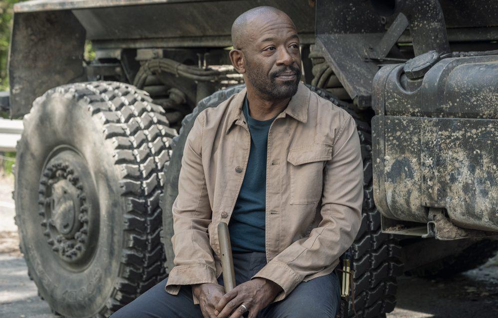 FEAR THE WALKING DEAD Renewed for Season 7 at AMC