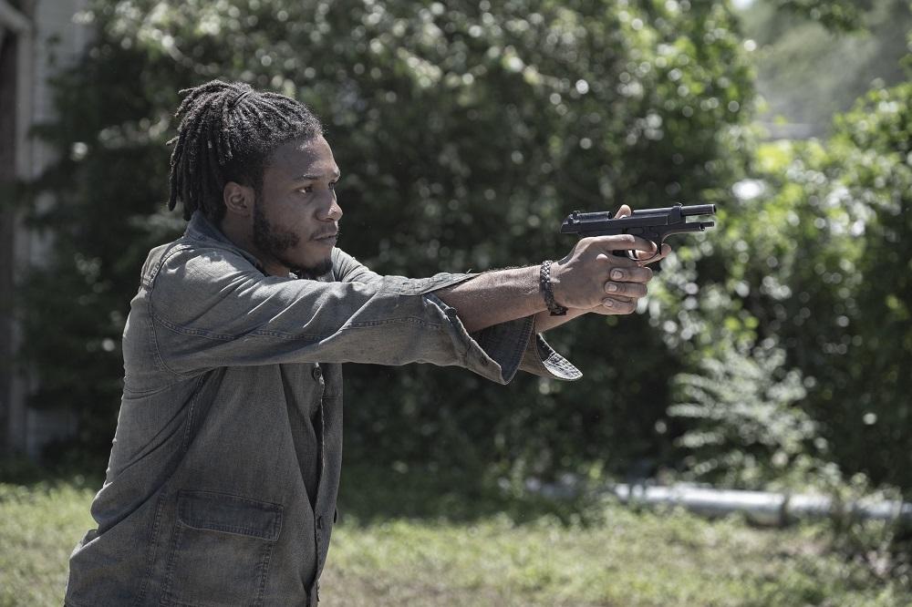Meet Wes on Fear the Walking Dead