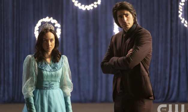 Brandon Routh and Courtney Ford Exiting DC's LEGENDS OF TOMORROW