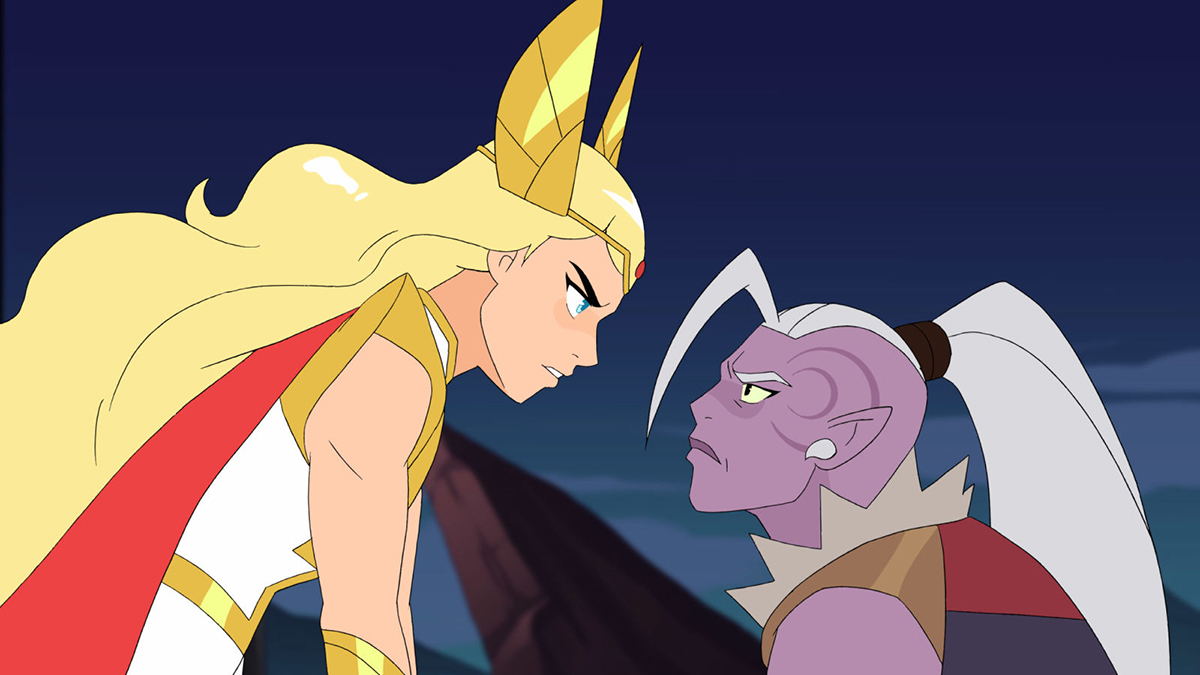 Still Image from She-Ra and the Princesses of Power season 3