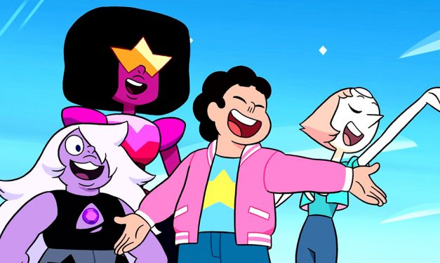 First Look Pics: STEVEN UNIVERSE THE MOVIE (Plus New Trailer)