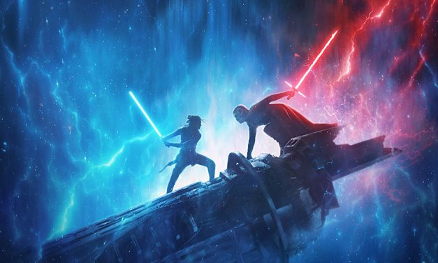 D23 2019: It's Rey vs Ren in STAR WARS: THE RISE OF SKYWALKER Poster