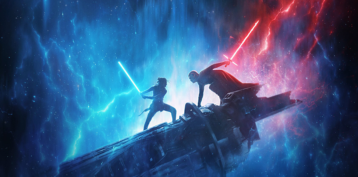 Movie Review- STAR WARS: THE RISE OF SKYWALKER