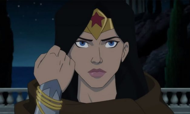 Diana Battles Her Greatest Enemies in WONDER WOMAN: BLOODLINES Trailer