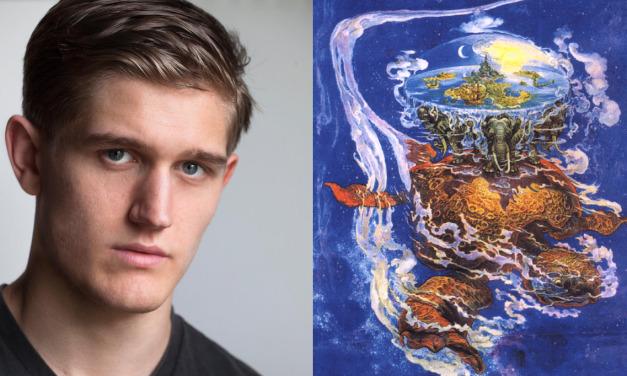 Adam Hugill Cast in THE WATCH, BBC America's Adaptation of Terry Pratchett's Discworld