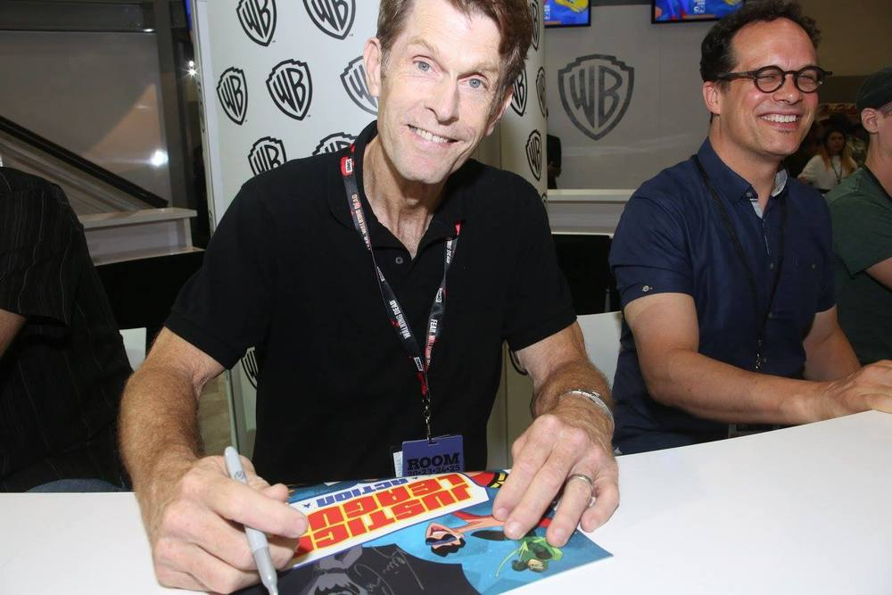 Kevin Conroy joins the Arrowverse Crisis on Infinite Earths