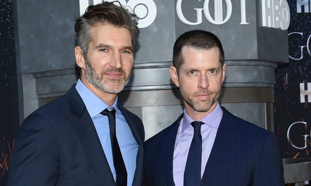 David Benioff and D.B. Weiss to Helm THE THREE-BODY PROBLEM