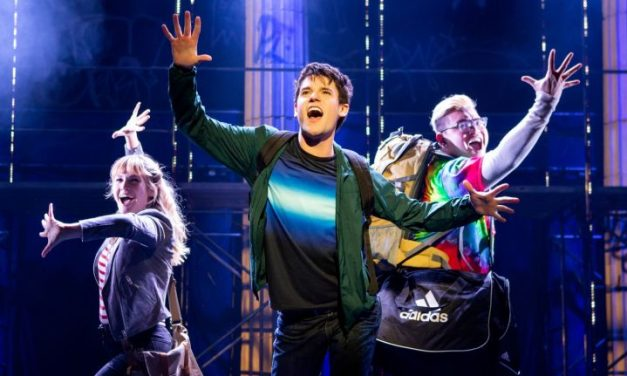 THE LIGHTNING THIEF: THE PERCY JACKSON MUSICAL Is Broadway Bound!