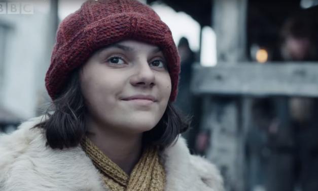 BBC'S New HIS DARK MATERIALS Trailer Defines Lyra's Quest